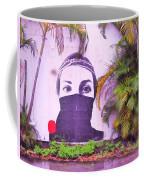 Fighting For Life  Coffee Mug
