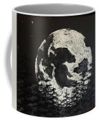 The Rise Of The Full Moon Coffee Mug