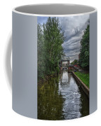The River Foss Meets The River Ouse Coffee Mug