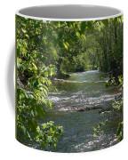 The River In Spring Coffee Mug