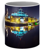 The River Liffey Night Romance 2 Coffee Mug