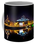 The River Liffey Reflections 2 Coffee Mug