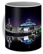 The River Liffey Reflections 2 V2 Coffee Mug