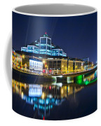 The River Liffey Reflections 4 Coffee Mug