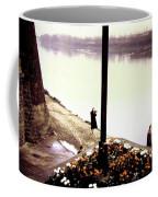 The River Seine 1955 Coffee Mug