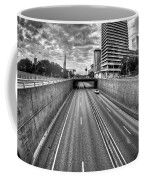 The Road Ahead Coffee Mug