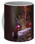 The Road Less Traveled Coffee Mug