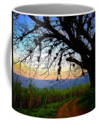 The Road Less Traveled Coffee Mug by Skip Hunt