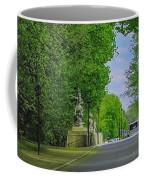 The Road On A Border Of Royal Park Coffee Mug
