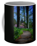 The Road To Peace And Quiet Coffee Mug