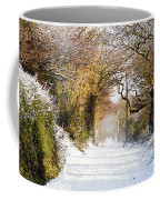 The Road To Restronguet Coffee Mug
