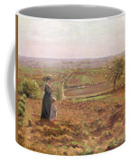 The Road To Rouen Coffee Mug