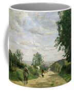 The Road To Sevres Coffee Mug