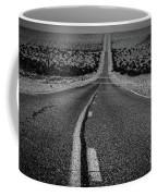 The Road To Shoshone Coffee Mug