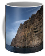 The Rocks Of Los Gigantes 1 Coffee Mug