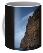 The Rocks Of Los Gigantes 2 Coffee Mug