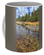 The Rocks Of Rock Creek Coffee Mug