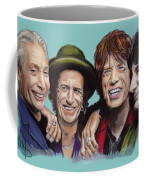 The Rolling Tongues Coffee Mug