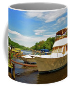The Rondout At Eddyville Coffee Mug