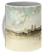 The Roofs Of Paris Coffee Mug