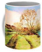The Rookery By V.kelly Coffee Mug