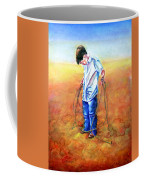 The Roping Lesson Coffee Mug