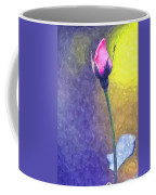 The Rose Bud Coffee Mug
