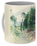 The Route Coffee Mug