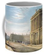 The Royal Crescent Coffee Mug by David Cox