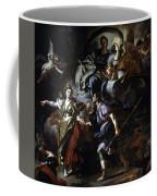 The Royal Hunt Of Dido And Aeneas Coffee Mug