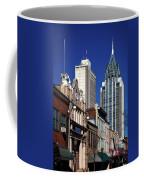 The Rsa Tower - Mobile Alabama Coffee Mug