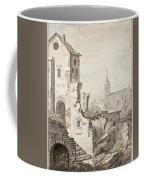 The Ruins Of Utrecht Coffee Mug