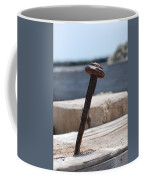 The Rusted Spike Coffee Mug