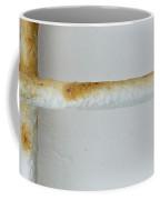 The Rusting Cross Coffee Mug