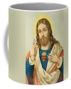 The Sacred Heart Coffee Mug