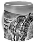 The Saddle Bw  Coffee Mug