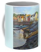The Saltwater Village Evening Coffee Mug