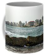 The San Juan Puerto Rico Cityscape Coffee Mug