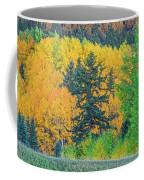 The Sanctity Of Nature Reified Through A Photographic Image  Coffee Mug