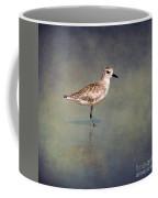 The Sanderling 2 By Darrell Hutto Coffee Mug