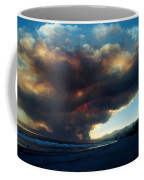 The Santa Barbara Fire Coffee Mug