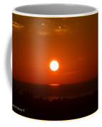 The Saugatuck Sunset Coffee Mug