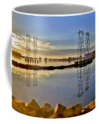 The Saugus River At Dawn Coffee Mug