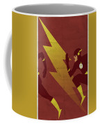 The Scarlet Speedster Coffee Mug by Michael Myers