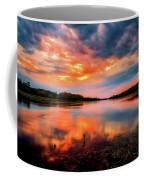 The Scenic Elbe Coffee Mug