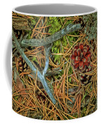 The Scent Of Pine Forest II Coffee Mug