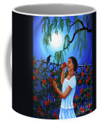The Scent Of Red Roses Coffee Mug