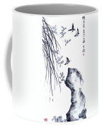 The Scent Of Spring Coffee Mug
