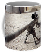 The Schmidt & Bender M-854155 Ds Scout Coffee Mug