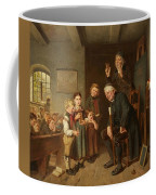 The School Inspector Coffee Mug